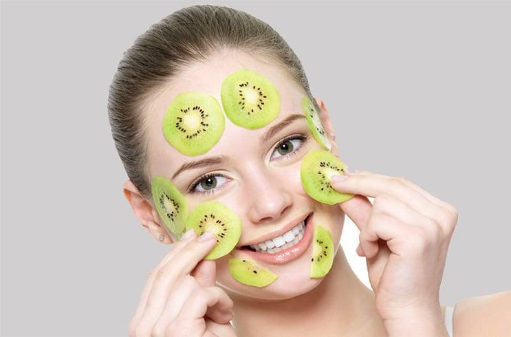 Benefits of Kiwi for Skin