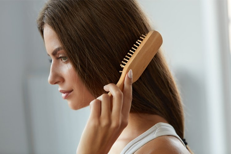 Benefits of Wooden Comb