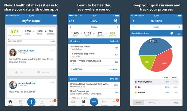 Best Calorie Counting App