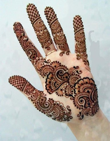 29 Latest Arabic Mehndi Designs To Inspire From