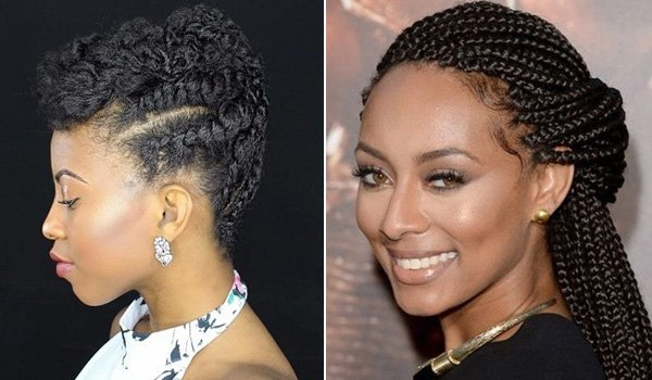 39 Gorgeous Natural Hairstyles For Short Medium And Long Hair