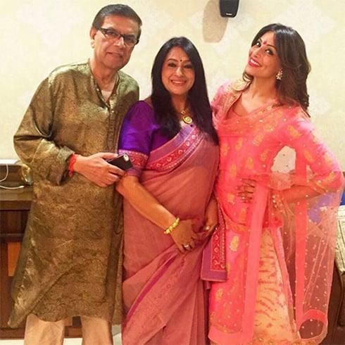 Bipasa Basu Family