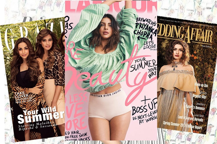 Bollywood Magazine Covers May 2017