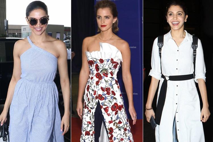 Celebrites Dresses Styles