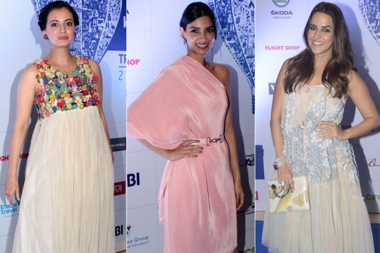 Celebs atLonely Planet Travel Awards