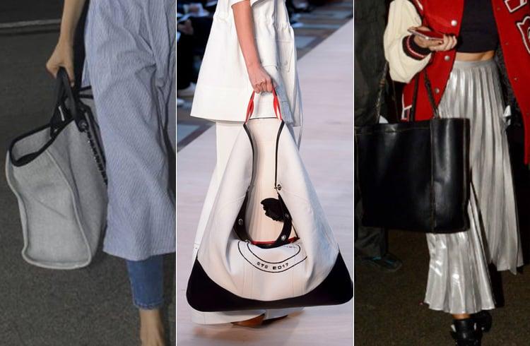 Celebs Oversized Bags
