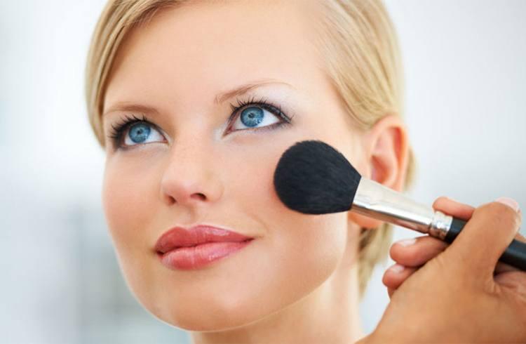 Cheeks Makeup
