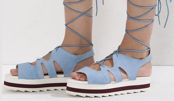 Chunky Sandals Online