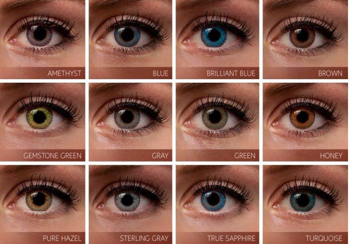 Contact Lenses For Eye
