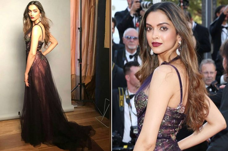 Deepika Padukone Cannes Outfit