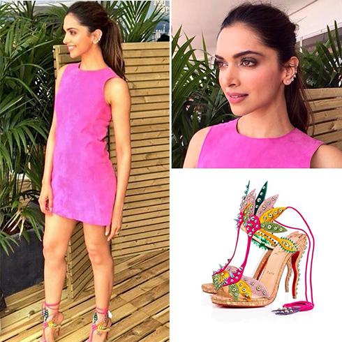 Deepika Padukone Cannes Outfits