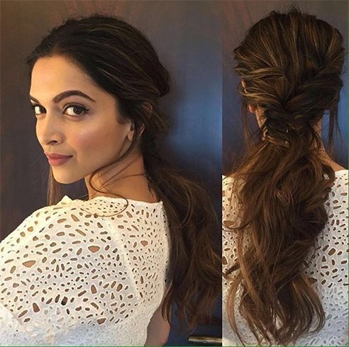 Deepika Padukone Latest Hairstyle