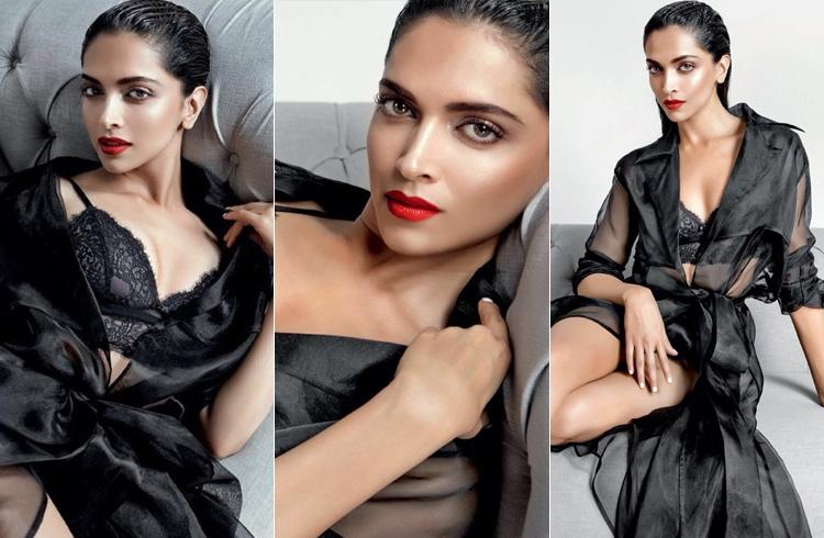 Deepika Padukone Magazines 2017