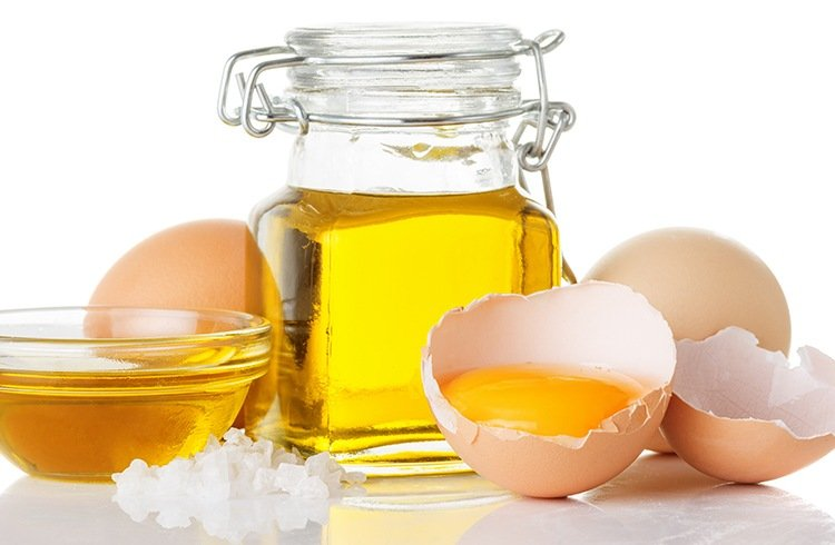 Egg and Olive Oil Mask