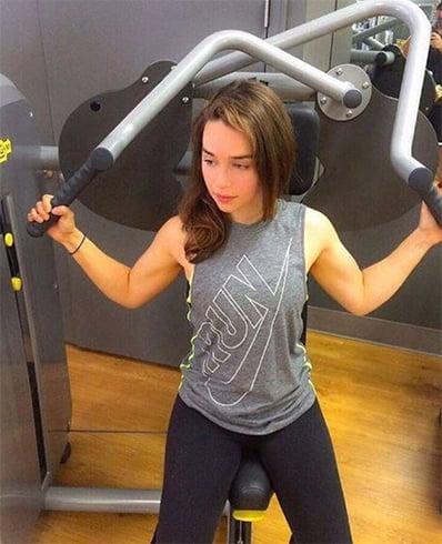Emilia Clarke Weight Loss