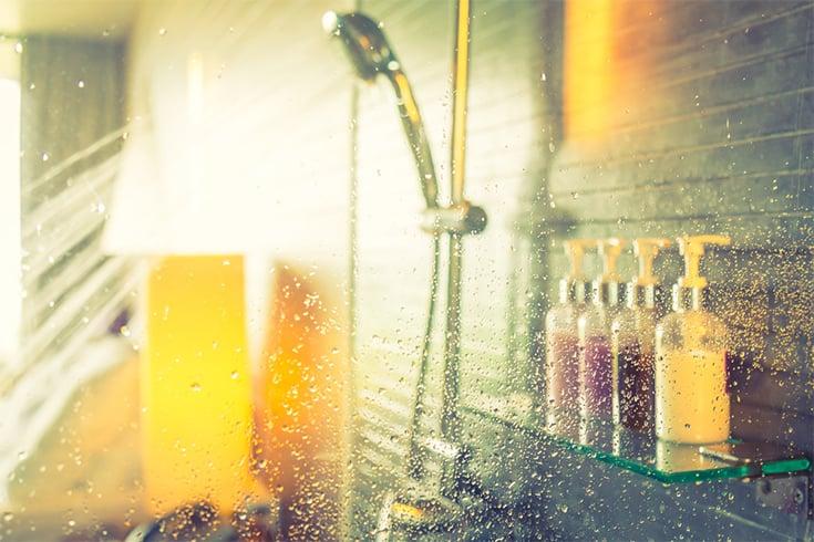 Eucalyptus Oil for Steam Shower