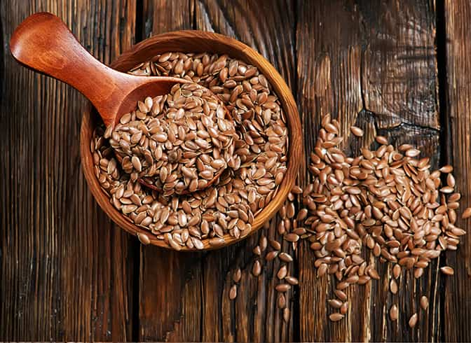 Flax Seeds for breast enlargement