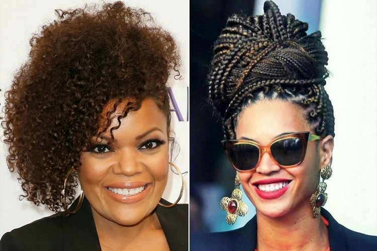 35 Gorgeous Natural Hairstyles For Short Medium And Long Hair My
