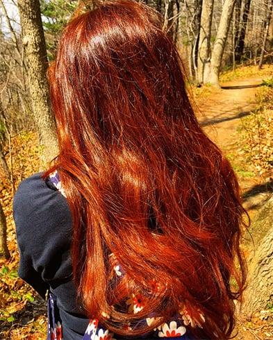 Henna for Grey Hair
