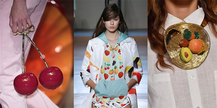 How to Wear Fruit Printed Clothes