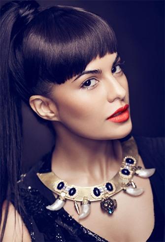 Jacqueline Fernandez Heart Face