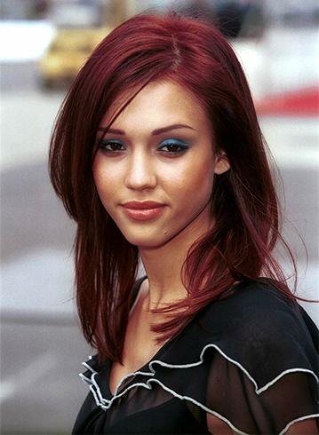 Jessica alba hair a style icon we all love jessica alba straight hair urmus Images