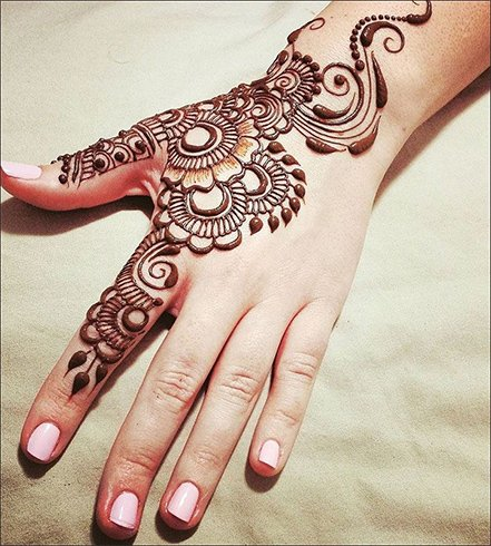 Mehandi Designs for Hands Images. 32 Latest Arabic Mehndi Designs To Inspire From