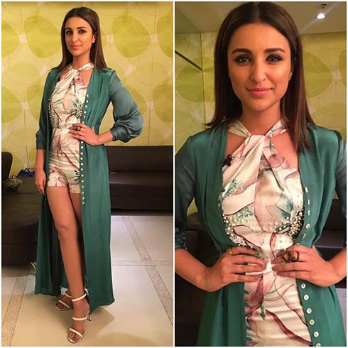 Parineeti Chopra In Lola By Suman B