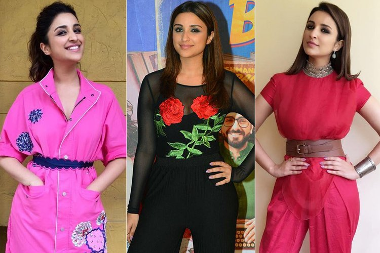 Parineeti Chopra Style and Attitude