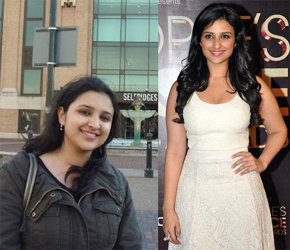 Parineeti Chopra's Weight Loss