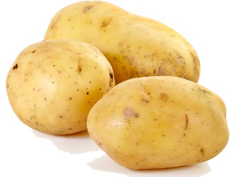 Potato for Skin Tags