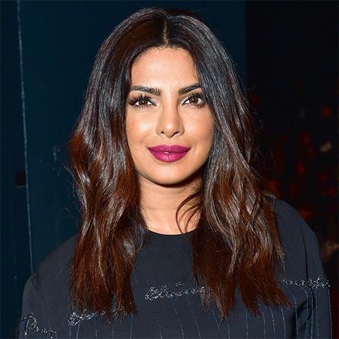Priyanka Chopra Round Face