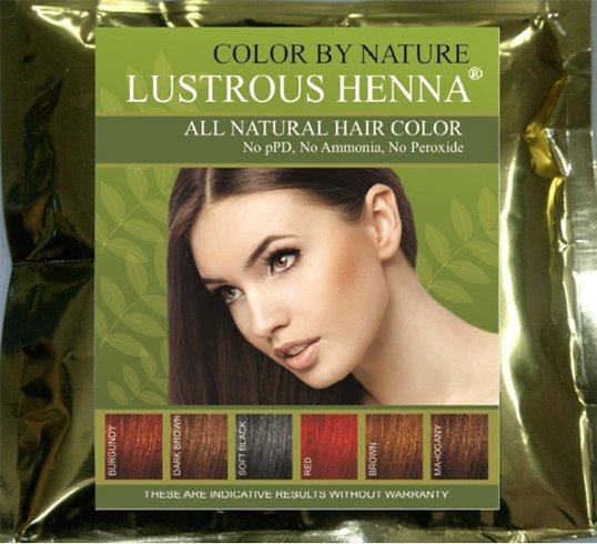 Professional Organic Hair Color