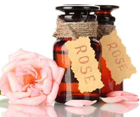Rose Oil For Body