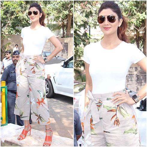 Shilpa Shetty Summer Style