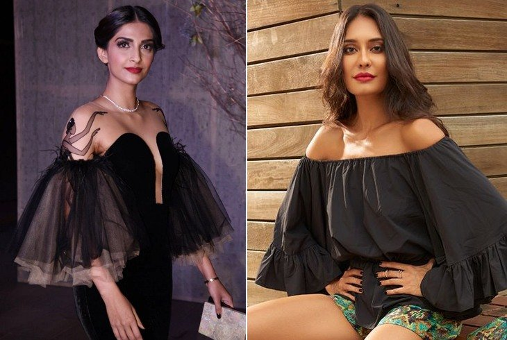 Sonam Kapoor And Lisa Haydon