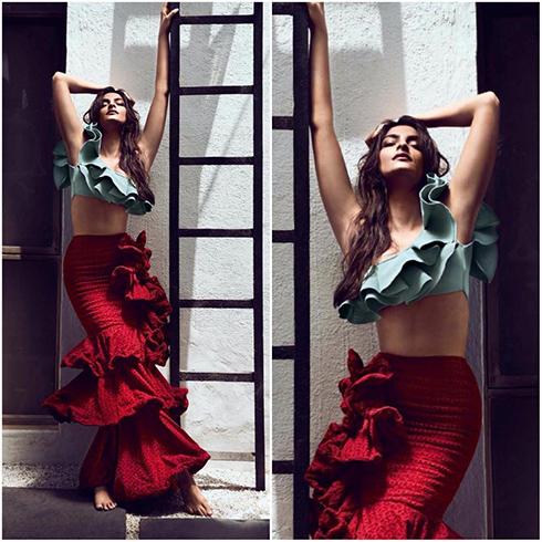 Sonam Kapoor Latest Shoots
