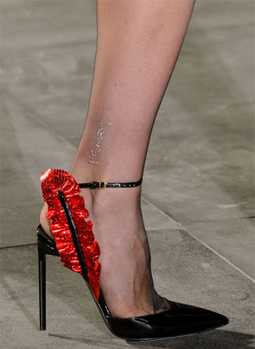 Spring 2017 Shoes Trends