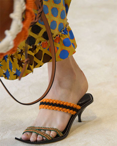 Spring Shoe Trend