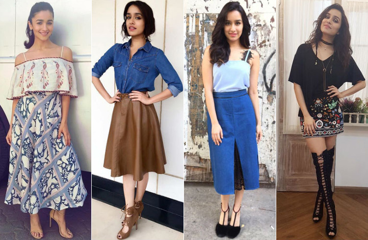 Sundresses and Skirts for Celebs