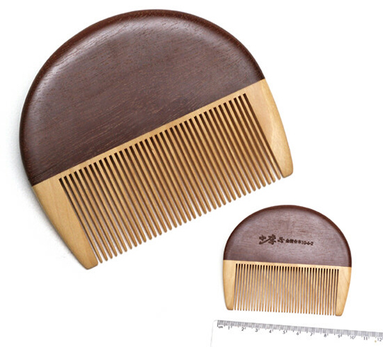 Wooden Comb for Long Hair