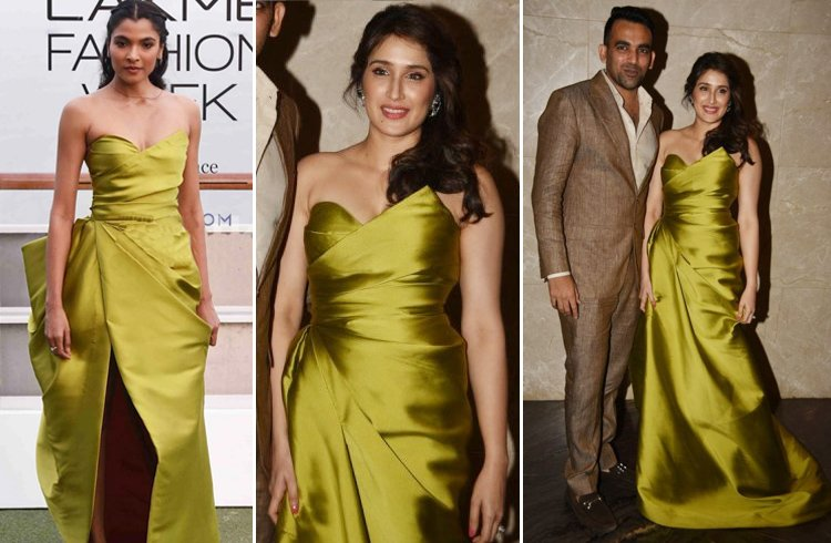 Zaheer Khan and Sagarika Ghatge Photoshoots