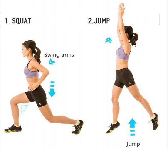 20 Minute Workout Plan