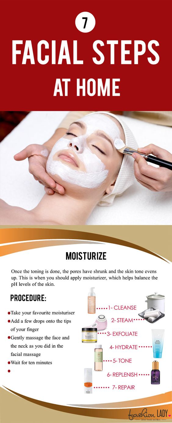 7 easy and perfect facial steps at home by yourself 7 easy and perfect facial steps at home by yourself solutioingenieria Choice Image