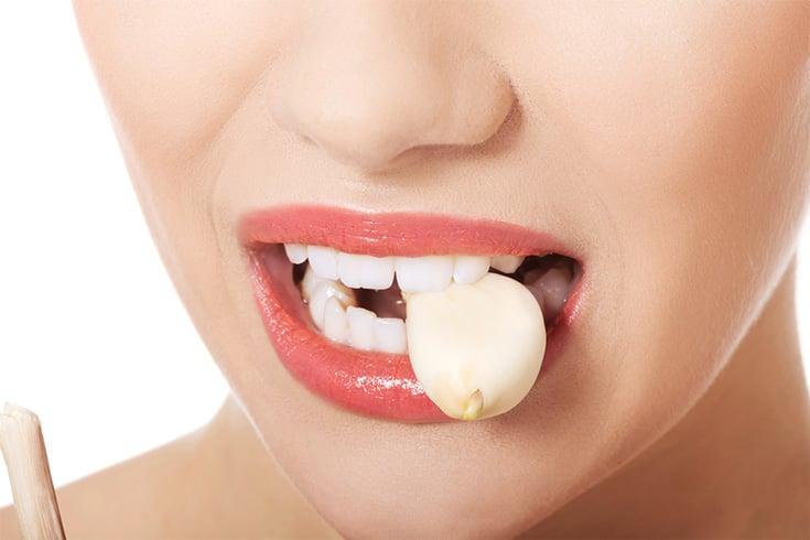 Garlic for White Tongue
