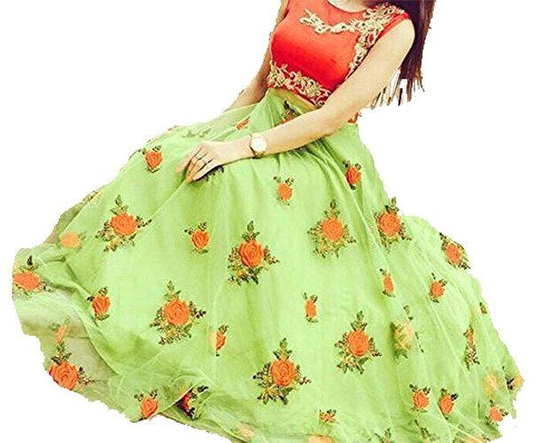 Womens Georgette Salwar Suit Dress Material