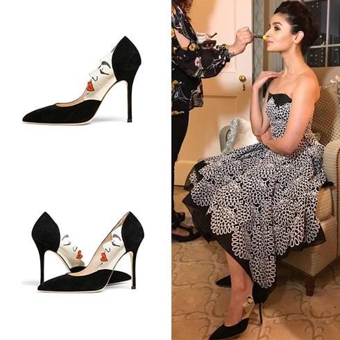 Alia Bhatts Footwear