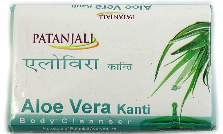 Aloe Vera Kanti Soap