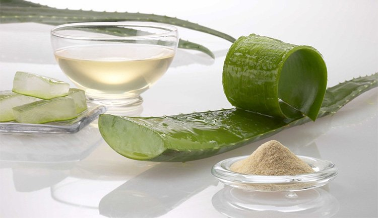 Aloe Vera Punch for Weight Loss