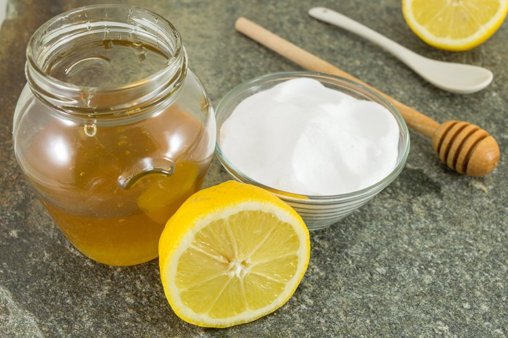 Baking Soda Face Mask For Acne